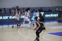 Kadınlar Basketbol Süper Ligi Açıklaması Elazığ İl Özel İdare Açıklaması 79 - Galatasaray Açıklaması 87
