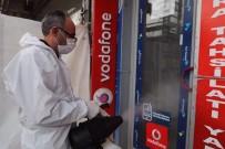 Kars Belediyesi Dezenfekte Çalışmaları Sürüyor
