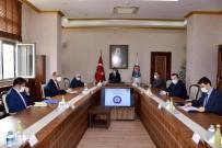 Kırıkkale'de Asayiş Değerlendirme Toplantısı