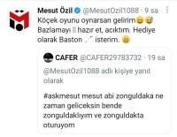 Mesut Özil'den Memleketi Zonguldak İle İlgili Cevaplar