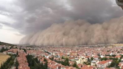 Meteoroloji'den Toz Fırtınası Uyarısı!