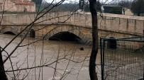 Nehirlerin Debileri Yükseldi Açıklaması Turuncu Alarm Verildi