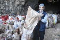 (Özel) Mağaradan Yarasa Gübresi Çıkartarak Satıyor