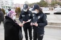 Yozgat'ta Kadınlara KADES Uygulaması Tanıtıldı