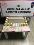 Zonguldak Polisinden Kahvehaneye Kumar Baskını