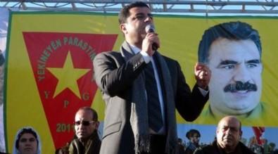 CHP'li vekilden terörist Demirtaş'a ziyaret!