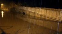 Tunca Nehri Taştı, Meriç Nehri İçin Alarm Verildi