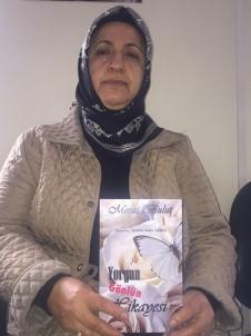 50 Yaşındaki Ev Hanımı Meral Bulut İlk Kitabını Çıkardı