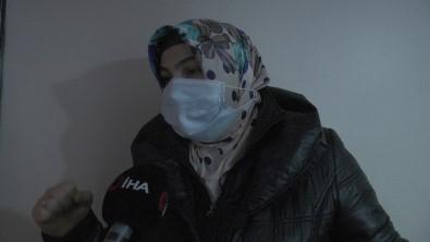 Ataşehir'de Evi Yakılan Genç Kadının Komşuları O Dehşet Anları Anlattı