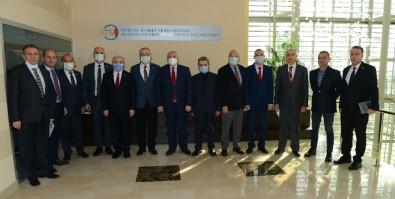ATSO Başkanı Çetin Açıklaması ' Destekler Seçici Ve Sektörel Bazda Olmalı'