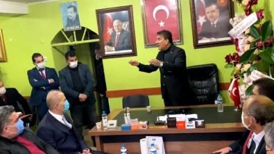 Aydemir Açıklaması Dadaşlar Cumhurbaşkanımıza Vefada Tek Yürek