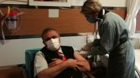 Çanakkale'de Sağlık Çalışanlarına Aşılama Çalışması Başlatıldı