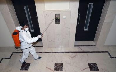 Çankaya Belediyesi, Pandemiye Karşı İlaçlı Önlem Almaya Devam Ediyor