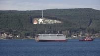 Dev Geminin Yarısı Çanakkale Boğaz'dan Geçti