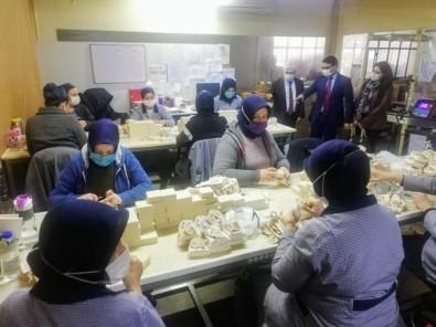 Edremit'ten 42 Ülkeye Sabun İhracatı
