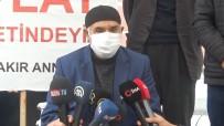 Evlatları PKK Tarafından Dağa Kaçırılan İki Aile Daha HDP Önüne Gelerek Eyleme Katıldı