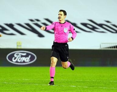 Gaziantep FK-Kayserispor Maçını Halil Umut Meler Yönetecek