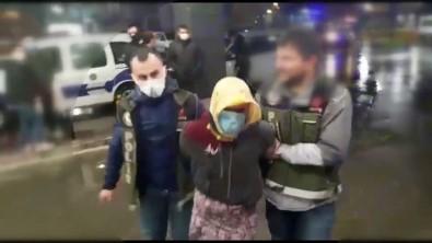 Hakkında 'Ölüme Sebebiyet' Suçundan Aranan Şüpheli, Saklandığı Evde Kadın Kıyafetiyle Yakalandı