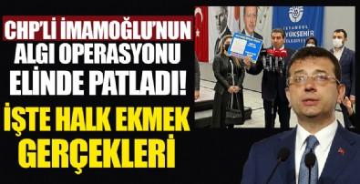 İBB AK Parti Grup Başkanvekili M. Tevfik Göksu halk ekmek büfeleri gerçeğini açıkladı