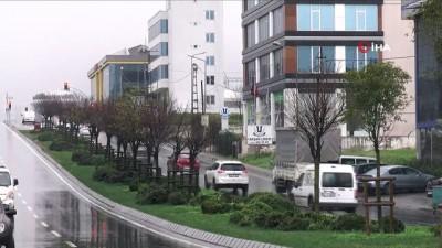 İstanbul'a Yılın İlk Karı Düştü