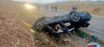 Kilis'te Feci Kaza Açıklaması 1 Ölü, 4 Yaralı