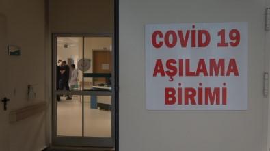 Kırklareli'de Sağlık Çalışanlarına Coronavac Aşısının İlk Dozu Yapılmaya Başlandı