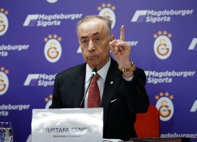 Mustafa Cengiz Açıklaması 'Galatasaray Ligin En Değerli Kadrosuna Sahip'