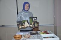 Ordulu Anne Çakıl Taşlarını Sanat Eserine Dönüştürdü