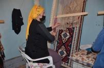 Şırnak'ta Jirki Kilimi Kadınlara Ekmek Kapısı Oldu