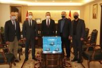 Tosya'da 55 Adet Tablet, İhtiyaç Sahibi Öğrencilere Dağıtıldı