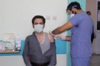 Türkeli'de İlk Korona Aşıları Vuruldu