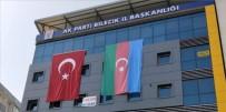 AK Parti Bilecik İl Başkanlığı İçin 4 İsim Vahdettin Köşkü'ne Çağrıldı