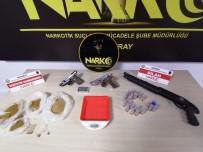 Aksaray'da Uyuşturucu Operasyonu Açıklaması 4 Tutuklama