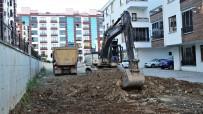 Altınordu'da Alt Ve Üst Yapı Çalışmaları Sürüyor