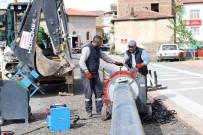 Başkan Dinçer Açıklaması 'Şehrimizi Asbest Borulardan Arındırıyoruz'