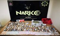 Batman'da Uyuşturucu Operasyonu Açıklaması 5 Kişi Tutuklandı