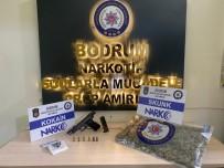 Bodrum'da Silah Kaçakçılarına Operasyon