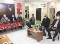 CHP'de Gündemdeki Konular Ele Alındı