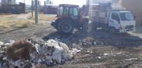 Ergani Belediyesi İlçede Temizlik Çalışmalarına Hız Verdi
