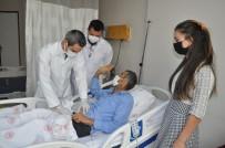 İl Sağlık Müdürü Ameliyata Girdi, Şırnak'ta İlk Kez Prostat Kanseri Ameliyatı Yapıldı