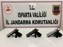 Isparta'da Silah Ticareti Operasyonu Açıklaması 1 Gözaltı
