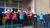Kamu-Sen Kırşehir Temsilciliği, Ek Zam Talepli Mektup Eylemi Yaptı
