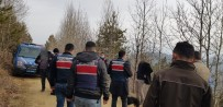Kastamonu'da Geyik Avcıları Suçüstü Yakalandı