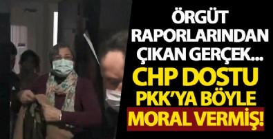 HDP'li Leyla Güven'in PKK desteği terör örgütünden ele geçen raporlarla doğrulandı! Örgüte bakın nasıl 'moral' vermiş!
