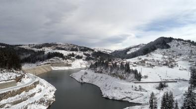 Karadeniz Yaylalarında Kar Güzelliği