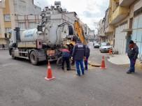 Kısıtlama Döneminde Belediye Çalışmaları Son Sürat