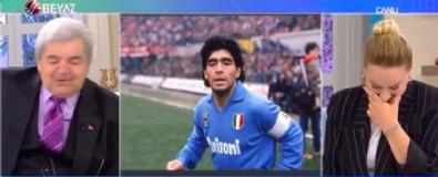 Oğluma 'Maradona ismini koyabilir miyim?' sorusunu duydu Canlı yayında çıldırdı!