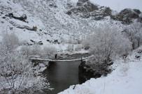 Özlenen Kar Oltu'ya Yağdı