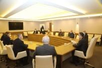 Şanlıurfa'da Toplu İş Sözleşmesi Görüşmeleri Başladı