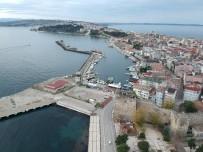 Sinop'a Kar Geliyor